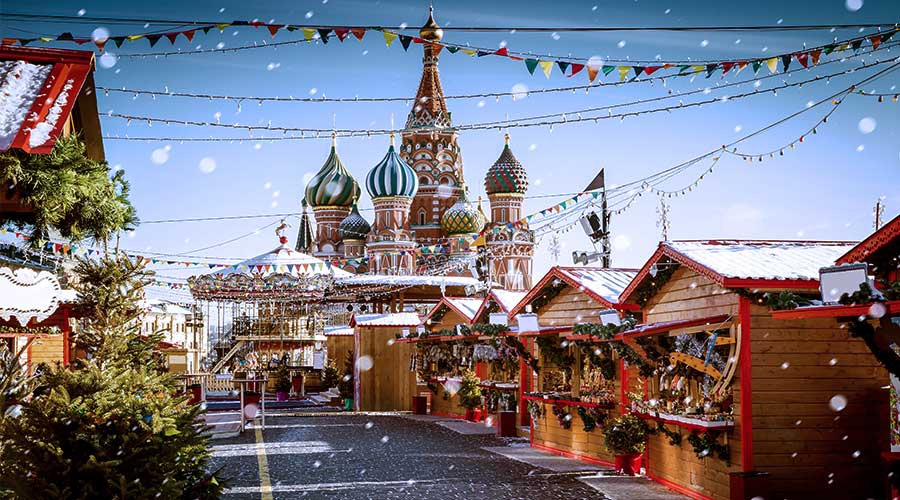 When Is Russian Christmas.How Christmas Is Celebrated Around The World