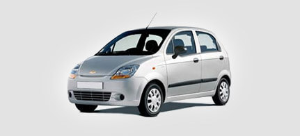 Chevrolet Matiz or Equivalent
