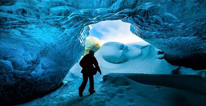 ice-caves